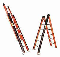 Escaleras fibra de vidrio prfv escaleras mantenimiento - Escalera de fibra de vidrio ...