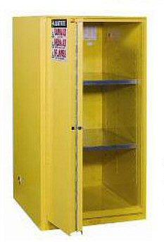 gabinetes ignifugos para pinturas y tintas justrite 894551